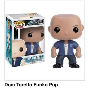 Funko Pop Dom Toretto